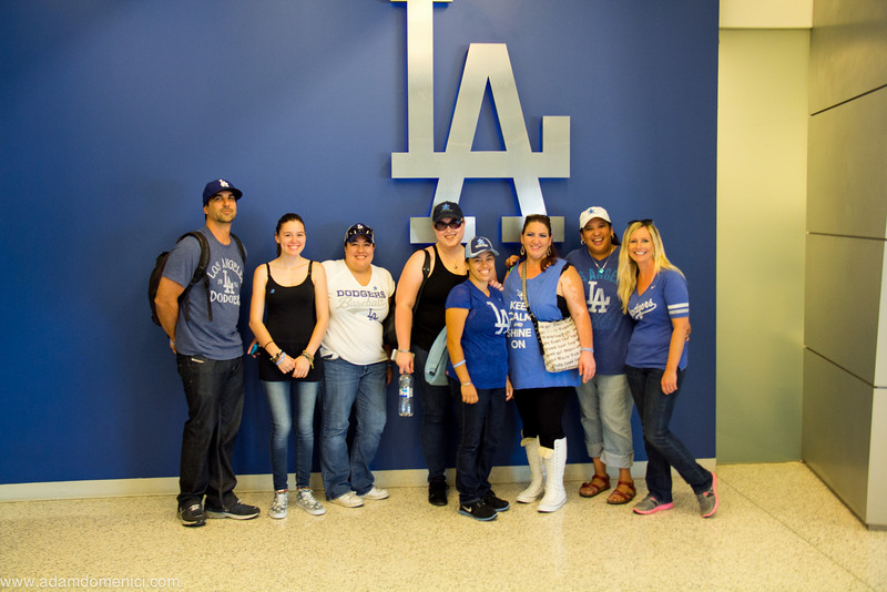 2013 Autism Speaks Dodgers Event - Los Angeles CA - Photos by Adam Domenici