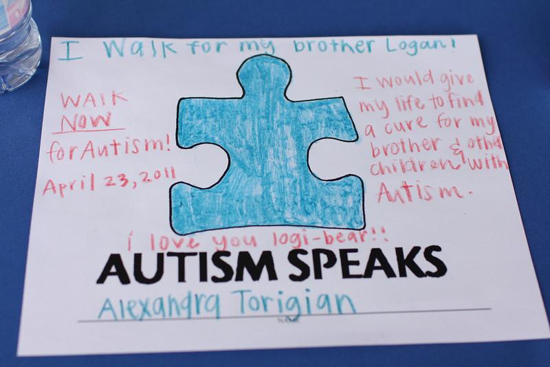 Autism Speaks 2011-88