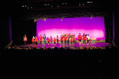 "CF Dance Academy Recital featuring ""Everybody Dance Now"" - Servite High School - Anaheim, CA"