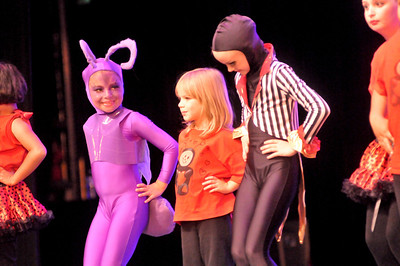 "CF Dance Academy ""Everybody Dance Now"" recital photos for press"