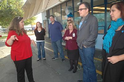 Fullerton Cares Sensory Garden Grant - Commonwealth Elementary - Fullerton CA