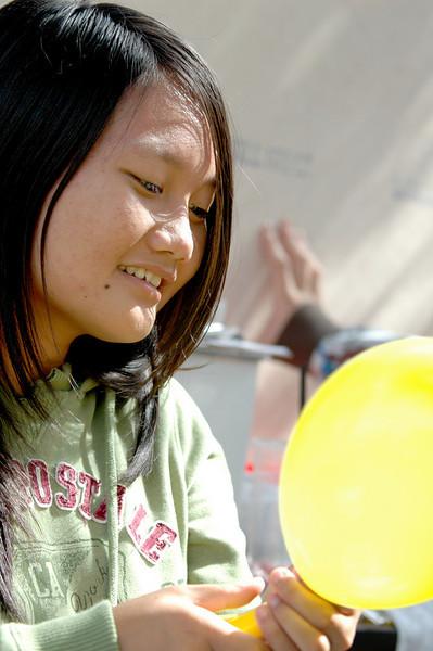 Kiwanis at Children's Book Festival 2008