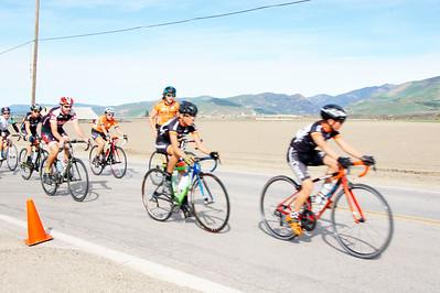 Team Rokform Junior Development Cycling Team - 2015 MLK Weekend Camp - Santa Maria CA
