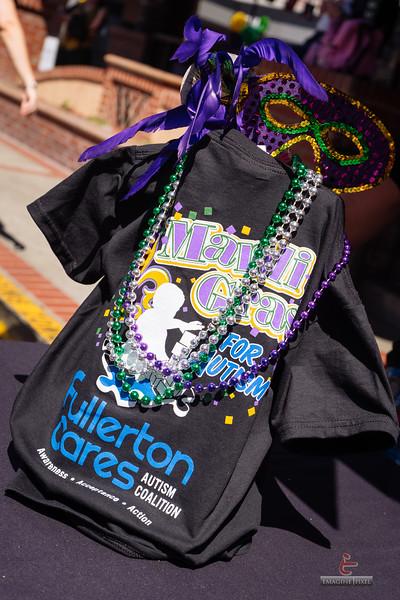 Efong Chiu - Mardi Gras for Autism 2016