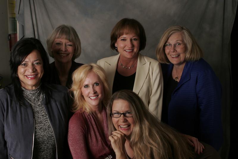 WomanSage Transition Makeover participants