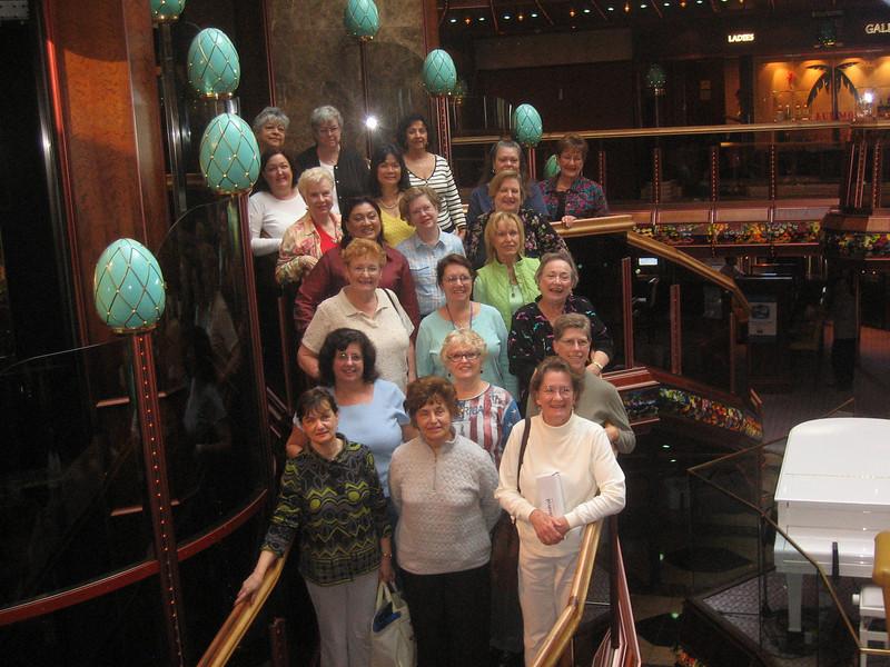 WomanSage Caregiver Cruise 2009