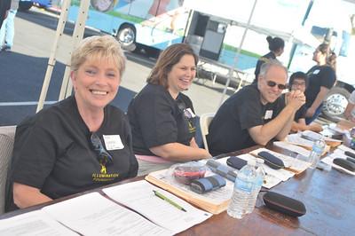 2012 CCW at Illumination Foundation Health Expo-Saddleback Hospital-San Clemente