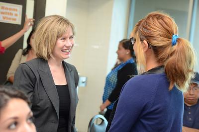 2013 Project SELF Parent Orientation Meeting - photos for ALA News