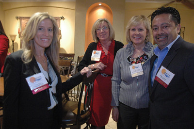 2014 Networking - Wine and Cheese and Chocolate Pairing - The Wine Artist - Lake Forest CA