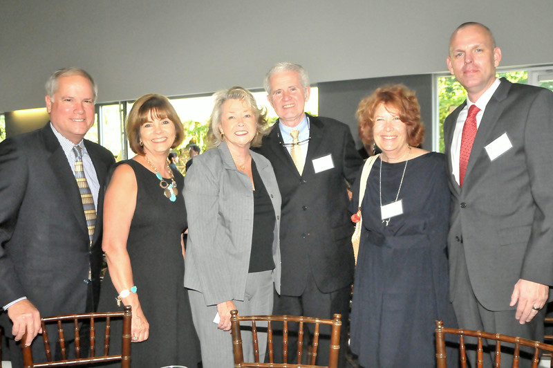 Chris Wezierski, Donna Williams, Justice Kathleen O'Leary, Judge Francisco Firmat, Judge Kim Hubbard, and Richard Helms