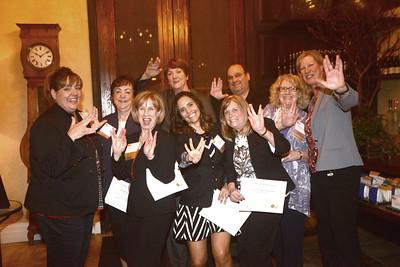 2015 Members Dinner - Pinot Provence - Costa Mesa CA