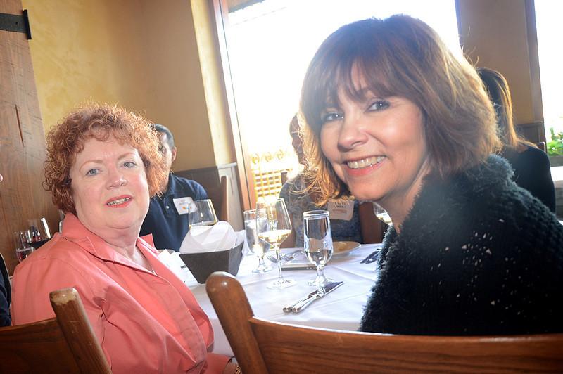 Bonita Danser and Donna Williams