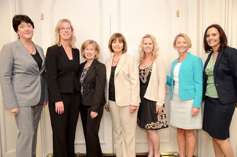 Janet Proudfoot, CLM, Theresa Lawrence, CLM, Connie Jedrzejewski, Donna Williams, Karen Ruan, Pamela Kuckelman and Gabrielle Fischer