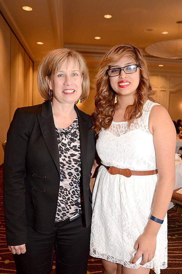 Connie Jedrzejewski and Kimberly Rodriguez