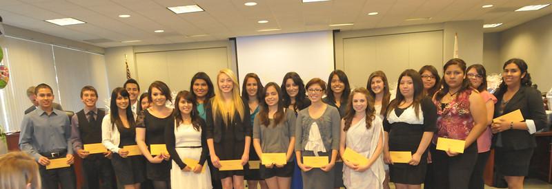 2012 Higher Education Mentoring Graduation - Santa Ana