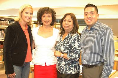 OCBF - 2012 Project SELF Parent Orientation Segerstrom High Santa Ana
