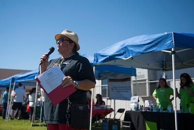 2014 Health Fair - Community Day School - Santa Ana CA