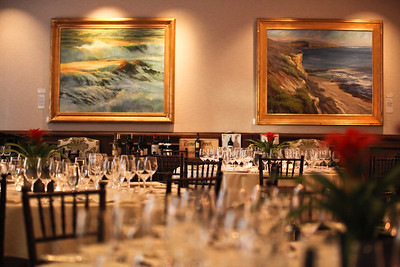 Food and Wine Society - The Pacific Club - Newport Beach - Fall 2011