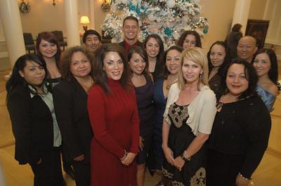 OCBF Fellows and Christmas 2009