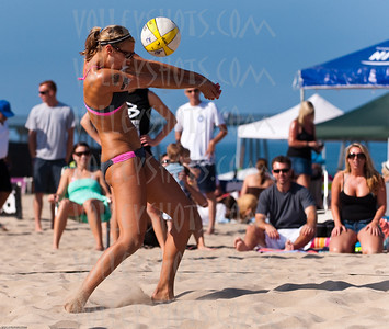 AVP Pro Beach Volleyball, Hermosa Beach, 17 Jul 10
