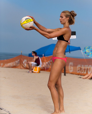 AVP Pro Beach Volleyball, Hermosa Beach, 18 Aug 10