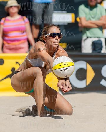 AVP Huntington Beach Pro Beach Volleyball, 19 Sep 2014