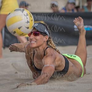 AVP Manhattan Beach Open, 16 Jul 2016