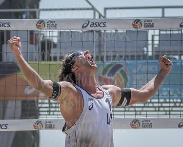 FIVB Long Beach, 28 Aug 2016