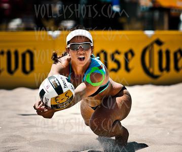 Jose Cuervo Pro Beach Volleyball Hermosa Beach, 21 Jul 2012