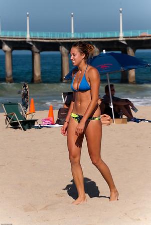 Manhattan Beach Open, 21 Aug 2010