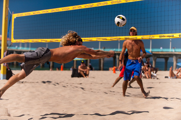 US Open of Beach Volleyball, 25 Sep 2010