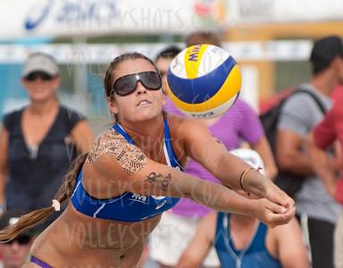 FIVB World Series of Beach Volleyball 2014, Long Beach, CA