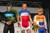 Voeckler, Boasson Hagen and Gesink on the podium at the GP du Quebec City.