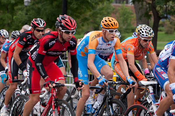 Canada's hopes ride high on Hesjedal, can he improve on his fourth place in Québèc?