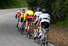 After the second KOM - there is a group of five away...