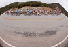 Zabriskie and the peloton snake through a series of turns. UNCROPPED
