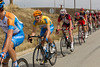 With Zabriskie and Leipheimer tucked near the front of the peloton...