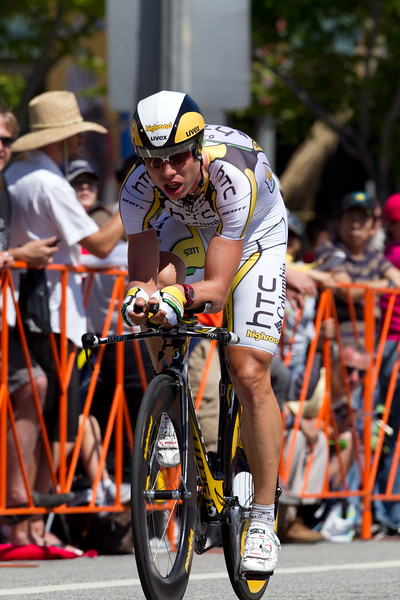 """Tony Martin won the day, blistering the course in 41'41"""" - putting four HTC Columbia riders in the top 20!"""