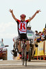 Horner has won stage 4, making the win look effortless!
