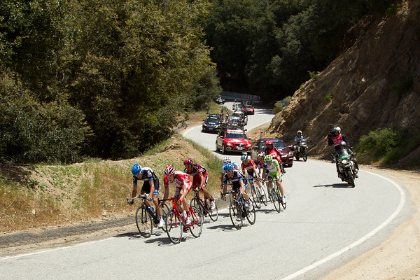 There is a break up the road, extending their lead towards two minutes quickly...