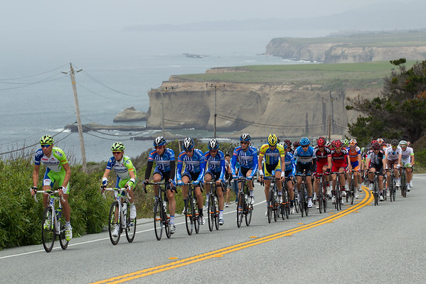 Sagan's LIquigas teammates along with United Healthcare are working to reduce that gap further.