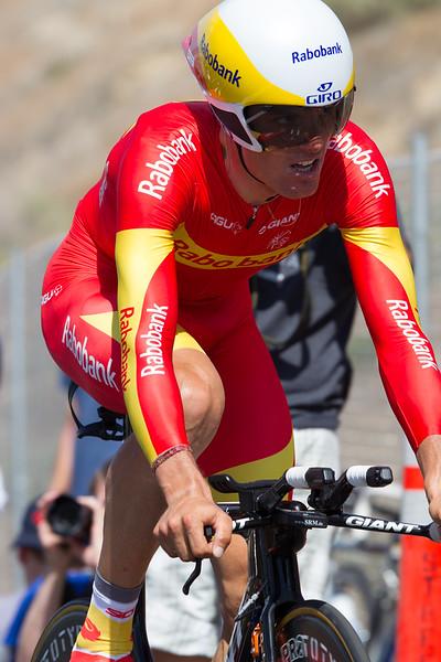 Luis Leon Sanchez took 16th, 1:40 back.