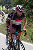 Horner has lifted the pace again, he and Colombia-Coldeportes' Jhon Atapuma will soon be off the front by themselves.
