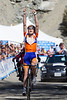 Yes! Gesink has taken the win on Mt. Baldy...