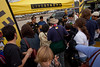 The LIVESTRONG booth was still crowded...