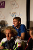 Jens Voigt (Saxo Bank) said that his crash in the tour wasn't as bad as it looked.