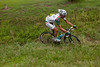 ...while Andy Guptill used a bit of cyclo-cross to liven up his ride.