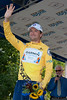 The fourth different rider in five days to don the yellow race leader's jersey - Dave Z may have won the Tour of Missouri today.