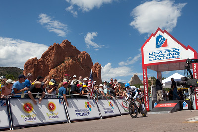 08.22 - Prologue: Colorado Springs, 8.3 km