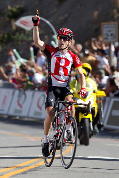 Leipheimer wins stage 1 of the USA Pro Cycling Challenge in Crested Butte